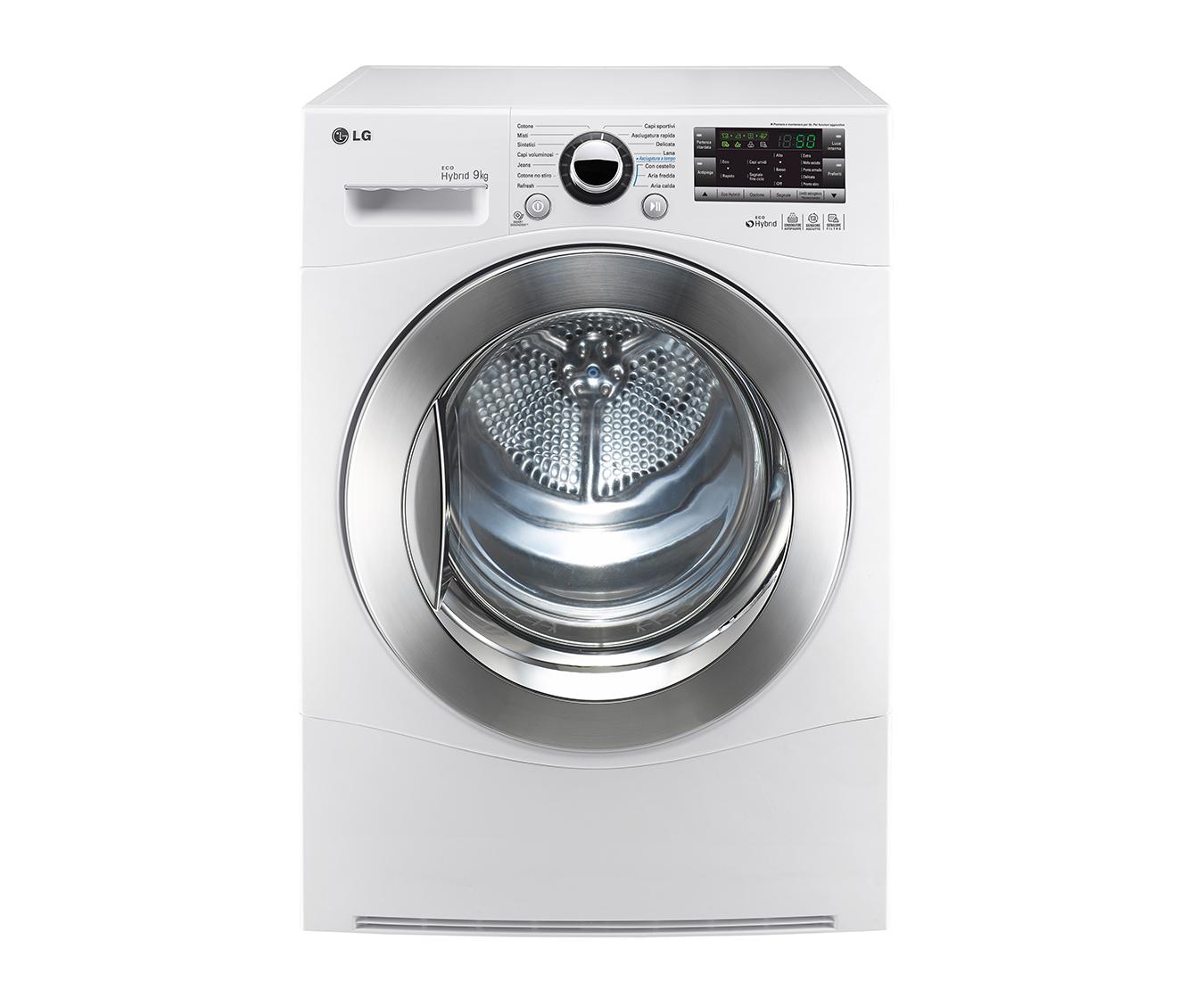 Asciugatrice a pompa di calore cos 39 reclip for Asciugatrice a pompa di calore