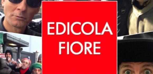 Ospiti d'eccezione Edicola Fiore