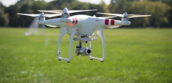 drone per riprese aeree
