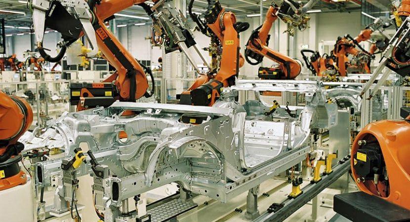 Macchina industriale usata