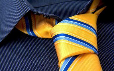 come si fa il nodo alla cravatta